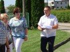 Wyjazdowe posiedzenie Zarządu Powiatu wZespole Szkół Specjalnych wBrodnicy