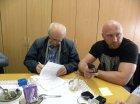 Podpisywanie umów zwykonawcami