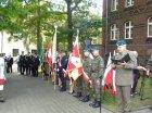 W hołdzie bohaterom Powstania Warszawskiego