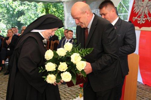 Matka Generalna Sióstr Pasterek - Honorowy Obywatel Jabłonowa
