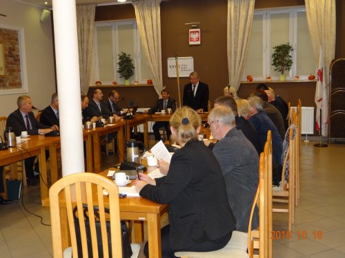 Na XXVII sesji Rady Powiatu