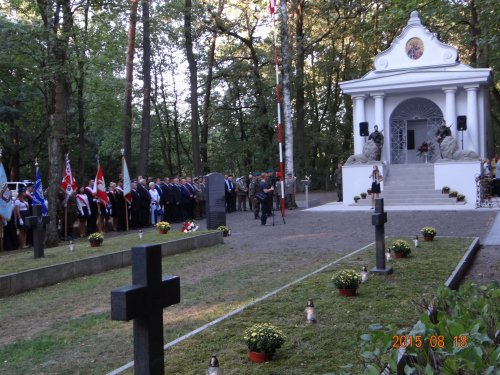 96. rocznica Bitwy Polsko –Bolszewickiej pod Brodnicą