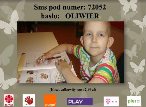 Pomóżmy Oliwierowi