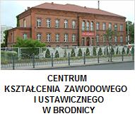 Cemtrum Kształcenia Zawodowego iUstawicznego -Zespół Szkół Zawodowych wBrodnicy